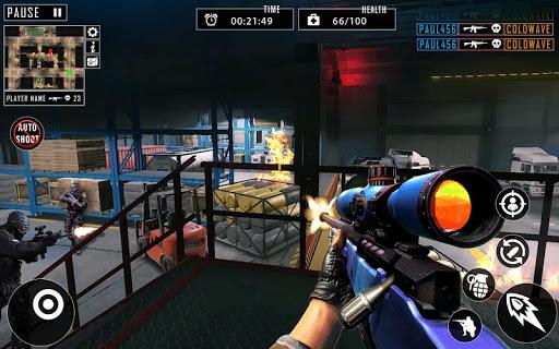 FPS Encounter : Real Commando Secret Mission 2020 apktram screenshots 8