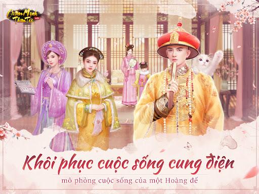 Chu00e2n Mu1ec7nh Thiu00ean Tu1eed - SohaGame  screenshots 13