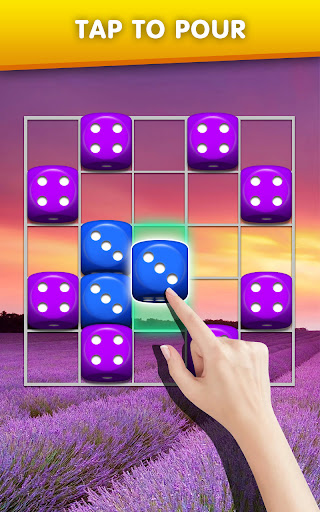 Dice Puzzle 3D-Merge Number game  screenshots 15