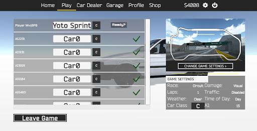 Tuner Z - Car Tuning and Racing Simulator modavailable screenshots 21