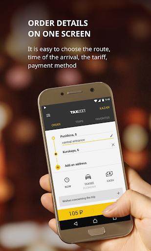 Taxsee: taxi order  Screenshots 2