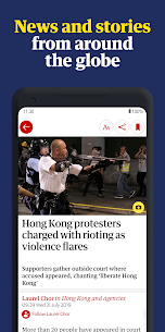 The Guardian – Live World News, Sport & Opinion (PREMIUM) 6.56.2494 Apk + Mod 2