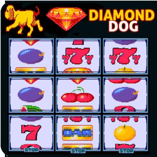 Diamond Dog Caça Niquel Cherry Master Slot