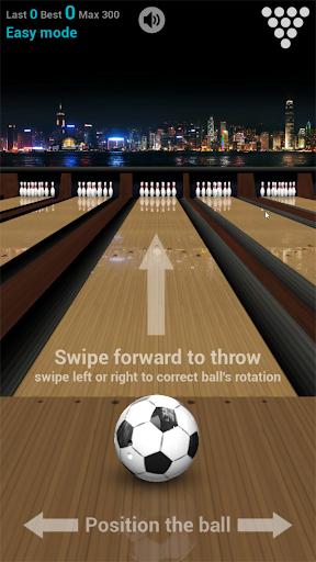 bowling 3d screenshot 1