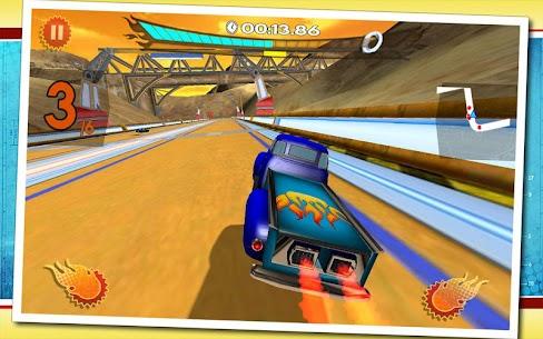 Retro Future Racing Mod Apk 1.0.3 (A Lot of Money) 7