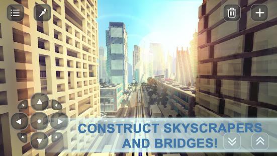 City Build Craft: Exploration of Big City Games 1.31-minApi23 screenshots 1
