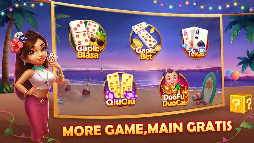 Domino QiuQiu Gaple Slots Online apktreat screenshots 1