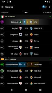 Live Football Scores - Soccer Center 3.9.3