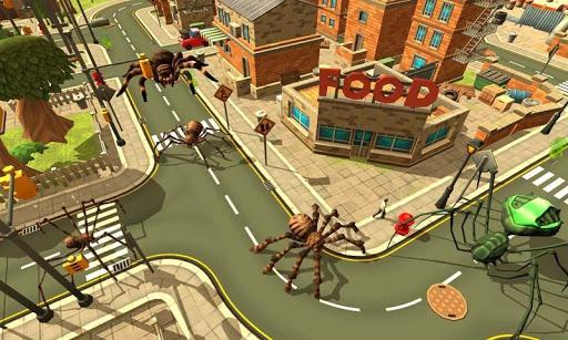 Spider Simulator: Amazing City  screenshots 1