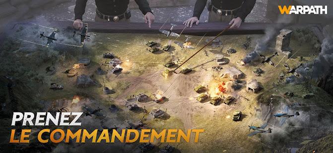 Warpath screenshots apk mod 4