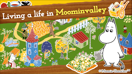 MOOMIN Welcome to Moominvalley screenshots 7