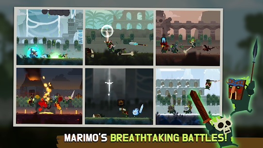 Marimo League : Be For Pc – Free Download & Install On Windows 10/8/7 1