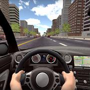 Racing Game Car  Icon