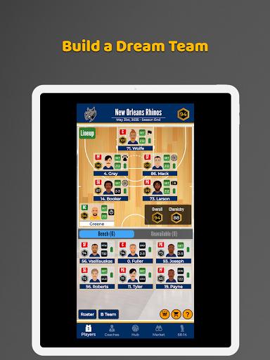 Ultimate Basketball General Manager - Sport Sim 1.2.1 screenshots 6