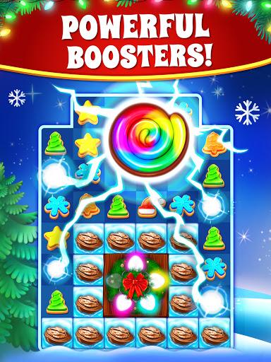 Christmas Cookie - Santa Claus's Match 3 Adventure 3.2.3 screenshots 9