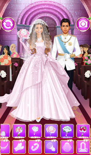 Millionaire Wedding - Lucky Bride Dress Up 1.0.6 Screenshots 3