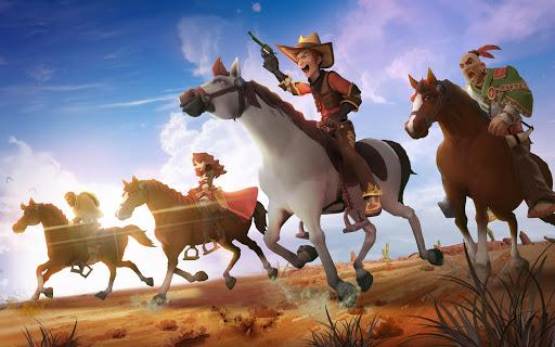 Wild West Heroes apkpoly screenshots 9