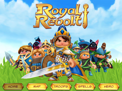 Royal Revolt! 8