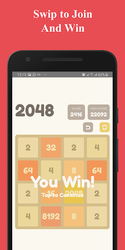 Number Puzzle:  2048 Puzzle Game 2.7.5 screenshots 14