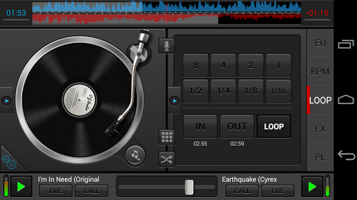DJ Studio 5 - Free music mixer 5.5.8 Screenshots 4