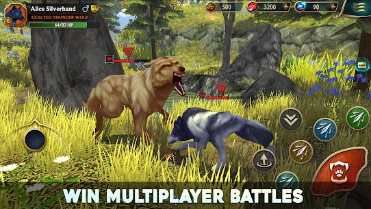 Wolf Tales – Online Wild Animal Sim Mod Apk 200246 2