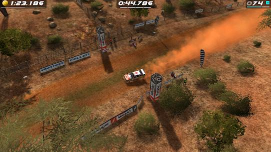 Rush Rally Origins MOD+ORIGIN APK 1.14 Unlocked Cars 3