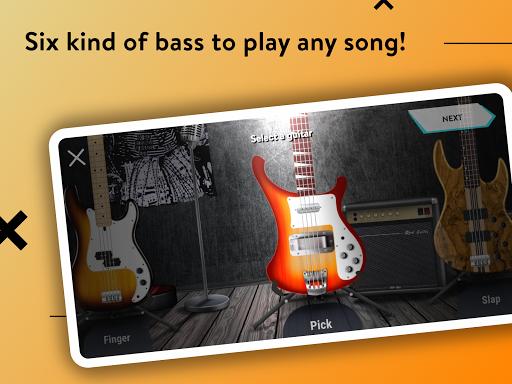 REAL BASS: Electric bass guitar 6.24.0 Screenshots 8