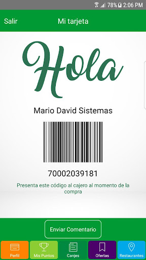 subway card guatemala screenshot 3