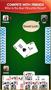 Pinochle (Free no Ads) For Pc/ Computer Windows [10/ 8/ 7] And Mac 1
