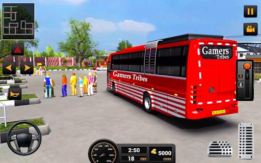Bus Driver 21 - New Coach Driving Simulator Games 1.3 Screenshots 13