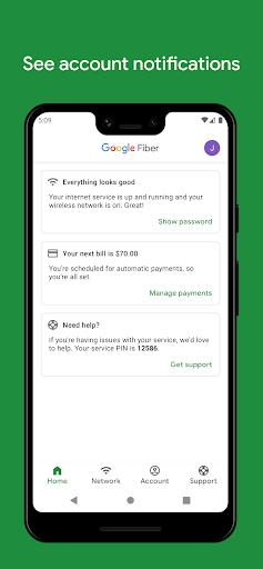 Google Fiber android2mod screenshots 1