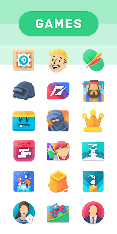 Moxy Icons  poster 1