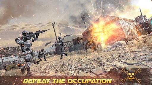 modern action commando operation: new fps games screenshot 2