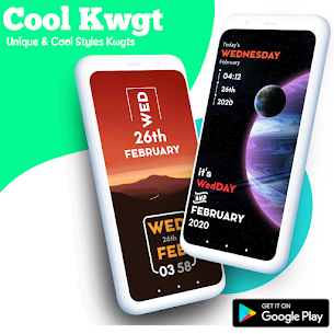 Cool Kwgt Apk 19.0 (Paid) for Android 7