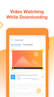 VideoBuddy — Fast Downloader, Video Detector Screenshot