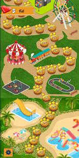 Town Fun Park - Match 3 Adventure