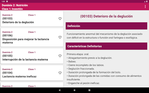 Diagnu00f3sticos de Enfermeru00eda 1.37 Screenshots 6