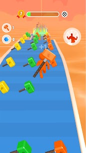 Giant Hammer (MOD, Unlimited Money) For Android 2