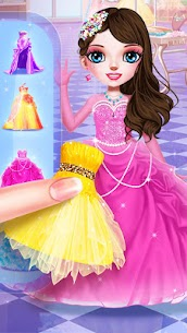 👸💄Princess Makeup Salon 3