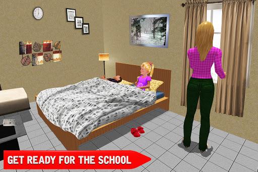 Virtual Single Mom Simulator: Family Mother Life 1.17 screenshots 2