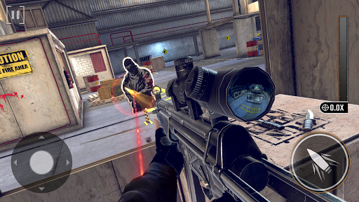 Sniper Shooting : Free FPS 3D Gun Shooting Game 1.0.7 screenshots 1