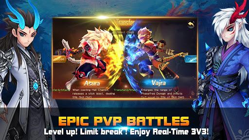 Fairy Battle:Hero is back 1.2.2 screenshots 4