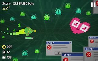 Cursor The Virus Hunter (3D)
