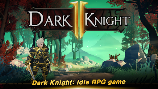Dark Knight : Idle RPG game  screenshots 1