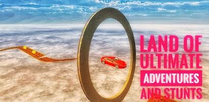 Ramp Car Stunts Race - Ultimate Racing Game