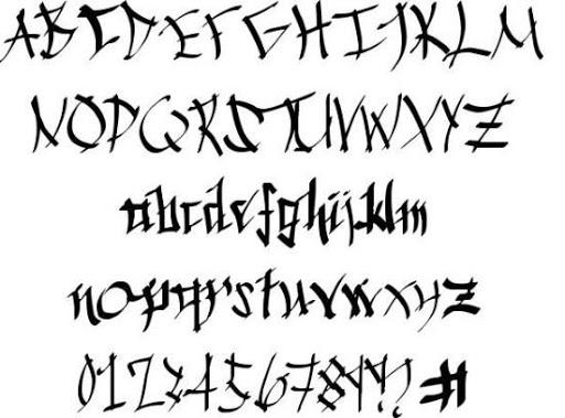 Calligraphy Lettering 1.0 Screenshots 10
