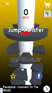 Jump Twister Hack Cheats (iOS & Android) 1