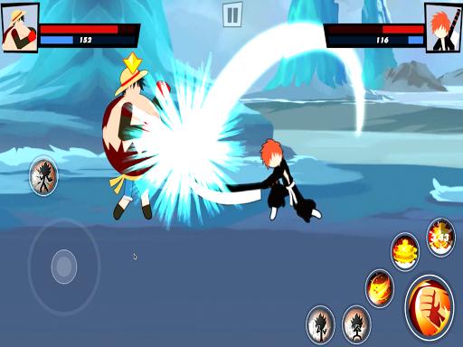Super Stick Fight All-Star Hero: Chaos War Battle modavailable screenshots 15