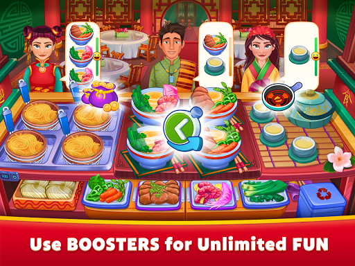 Asian Cooking Star: New Restaurant & Cooking Games android2mod screenshots 9