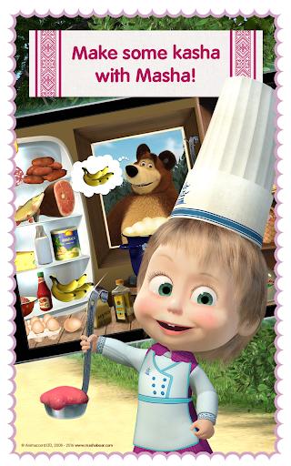 Masha and Bear: Cooking Dash 1.3.8 Screenshots 19